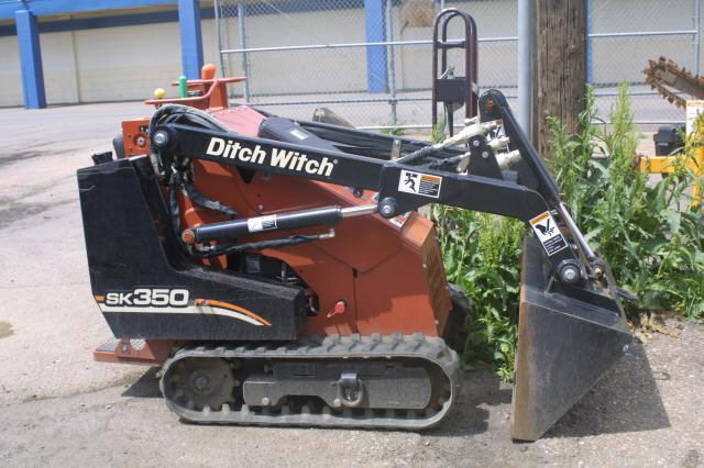 MINI SKID STEER DITCH WITCH Rentals Old Town ME, Where to Rent MINI