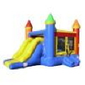 Where to rent BOUNCE TENT 15X20 COMBO W SLIDE in Old Town ME